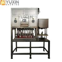 Cheap aluminum small canning machine automatic for sale