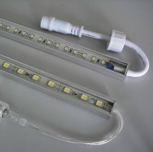 Cheap 1m 18 W 5050 SMD RGB Led Strip Cool White 60led /M , Lifespan 50000h for sale