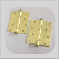 Cheap Oil Painting Finial Tipped Hinges Water - Proof Anti Rust Corrosion Resistant for sale