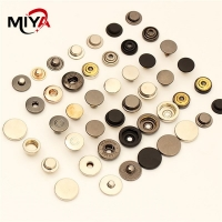 China 4 Setter Tools Antioxidant 25mm Metal Snap Fasteners on sale