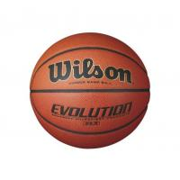 Cheap Wilson Evolution Indoor Game Basketball for sale