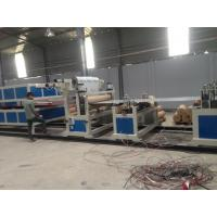 Buy cheap Coil Coating Aluminum Composite Panel Production Line 1.0mm - 5.0mm  thickness 1220mm - 2050mm width from wholesalers