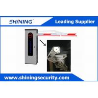 Cheap High Performance Car Park Entry Systems , Access Control Barriers And Gates for sale
