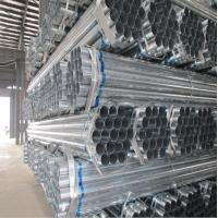 Cheap pre and hot dipped galvanized steel pipe/gi pipe specifications made in China market for sale