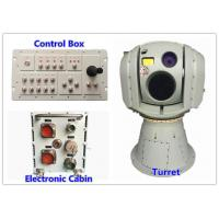 Cheap EO / IR Electro Optical Targeting System Thermal Camera And Day Light Camera for sale