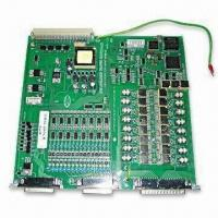 Cheap Self-supplied PCBA for Telecommunications, Sample and Small Orders Accepted for sale