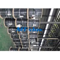 Cheap Welded Super Long Multi core Stainless Steel Coiled Tubing For Marine for sale