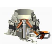 Cheap Hydraulic Spring Cone Crusher Machine 45kw Power Minimum Discharge Size 10mm for sale
