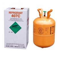 Cheap R407C Refrigerant with 99.9% Purity for sale