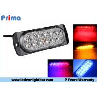 China 36W Emergency Light Bars , 35 Flashing Mode Emergency Strobe Light Bars on sale