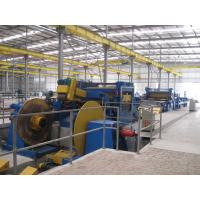 China Coil Cut To Length Line Machine 380V Three - Phase Electricity 60Hz on sale
