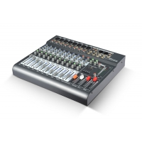 Cheap 12 channel professional audio mixer MG12U for sale