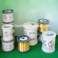 Cheap xinxiang bashan Hot sale high quality brass wire/EDM brass wire by China factory for sale