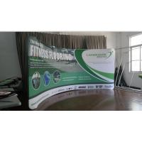 Cheap 10Ft Aluminum Stand Tension Fabric Displays , affordable booth displays for trade shows for sale