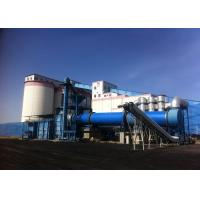 Cheap Industrial Rotary Dryer Machine , Rotary Drying Line For Fertilizer Plant for sale