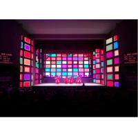 Cheap Event Stage Indoor Rental LED Display P3.91 1000 Nits Brightness 16 Bits Grey Level for sale