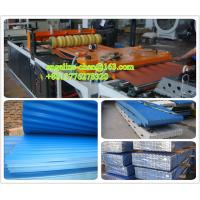 Cheap UPVC corrugated type and rib type roof tile/roof sheet making machine production line for sale