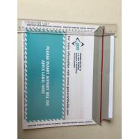 China Cardboard Backed Envelopes High Precise Printing With Easy Tearing Tape on sale