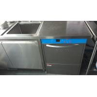 Commercial Grade Undercounter Dishwasher 850H 600W 630D Dispenser inside