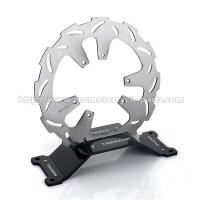 Buy cheap CRF250R Motorcycle Brake Parts Front Steel Rotor Honda CRF 450R Front For Dirt Bike from wholesalers