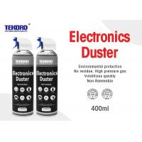 Cheap Electronics Duster Safe On All Plastics With Fast And Effective Removal Propellant Gas for sale