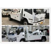 Buy cheap Light - Duty Road Wrecker Truck 4000kg Max Pulling Power Temperature - 35 - 45 ℃ from wholesalers