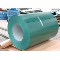 Cheap PPGI PPGL Color Coated Aluminum Coil Prime Prepainted Roofing 600 - 1250mm Width for sale