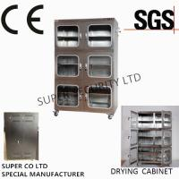 Cheap Desiccant Nitrogen Dry Box Rustproof Floor standing , Dehumidification for sale