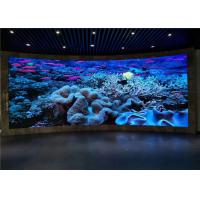 Cheap 16:9 Ratio Indoor Small Pixel Pitch LED Display, P1.875 LED Video Wall for sale