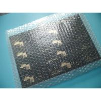 Cheap Double sided FR-4 PCB Black Solder Mask No silkscreen with Immersion Gold Surface finish In 8 up Panel wholesale