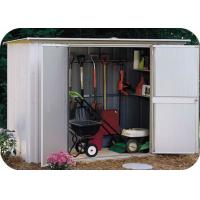 Cheap 8x4ft sturdy metal sheds with short delivery for sale