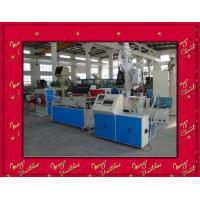 Cheap PE corrugated pipe extrusion line pipe for sale