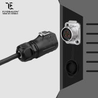 Buy cheap M20 Multi Core Cable Connector,Male and Female Plug Socket IP67 Waterproof from wholesalers