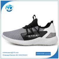 Cheap Hot Selling Textile Fabric Cloth Shoes For Men Cheap Sports Shoes for sale