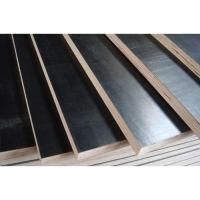 Cheap Poplar Core Film Faced Plywood High Strength With Smooth Surface Treatment for sale