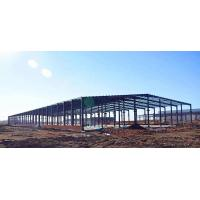 Cheap Durable Pre Engineered Buildings Steel Construction Warehouse Structure Design for sale