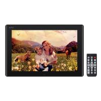 Cheap Remote Control Easy To Use 10.1 In HD Digital Photo Frame For Picture Collection for sale