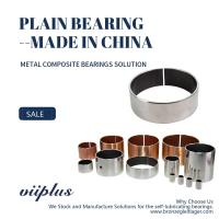 Cheap Metric Standard Size Available Cylindrical Bearing Composite Bushing for sale