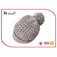 Cheap Womens Knitted Beanie Hats for sale