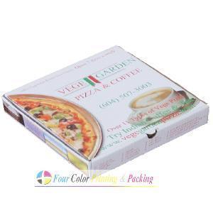 Cheap Kraft Brown Pizza Box (PB-1043) for sale