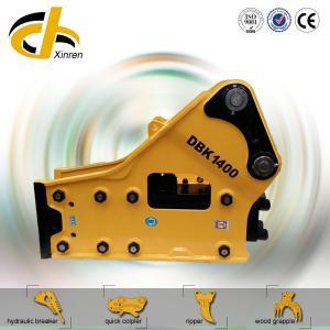 China DBK1400 hydraulic breakers hammers rock breaker rock hammer on sale