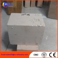 Cheap AZS 33 Zirconia Corudum  Bricks For Glass Furnace wholesale