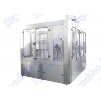 Cheap SUS304 Material Automatic Bottle Filling Machine 380V 50HZ Three Phase Power for sale