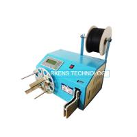Cheap Tie Cable Wire Coil Binding Machine Max 48 Bind Diameter For AC Power Cord for sale