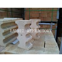 Cheap Special Shape Refractory High Alumina Clay Bricks For Fireplace / linings for sale