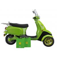 Cheap 2000W Electric Moped Scooter , LI-Ion Battery LS-E-RIDER (A) Electric Tricycle for sale