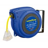 Cheap Goodyear 63313134G Outdoor Retractable Extension Cord Reels With Plastic Housing wholesale