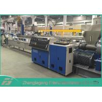 China Strong Raw Material Plastic Pelletizer Machine With CE / SGS Certificate on sale