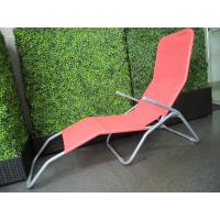 Cheap Steel Tube Folding Camping Leisure Chairs for sale