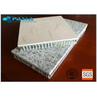 Buy cheap Polished 20mm Thickness Honeycomb Stone Panels Lightweight Aluminum Panels from wholesalers